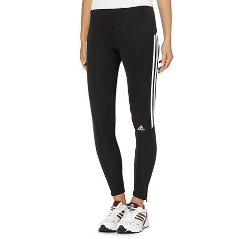 adidas - Black full length running tights