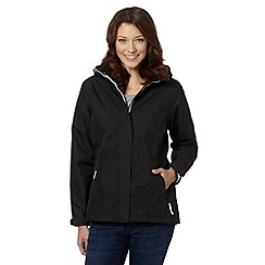Helly Hansen - Black insulating 3-in-1 performance jacket