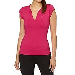 Nike - Pink gym top