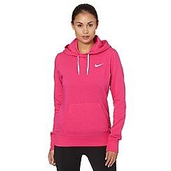 Nike - Pink 'Club' hoodie