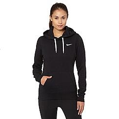 Nike - Black 'Club' hoodie