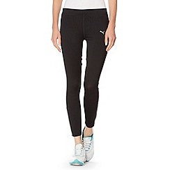Puma - Black long running leggings