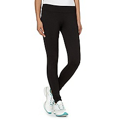 Puma - Black tight fitness leggings