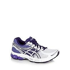 ASICS - White mesh 'Gel Phoenix 6' running trainers