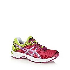 ASICS - Pink 'Gel Oberon 8' running trainers
