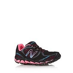 New Balance - Black 'Trail 810' trainers