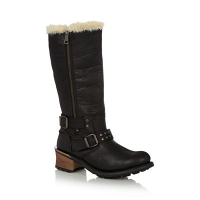 Caterpillar Black leather ´Florencia´ boots - . -