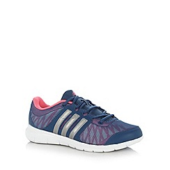 adidas - Blue 'Key Flex' trainers