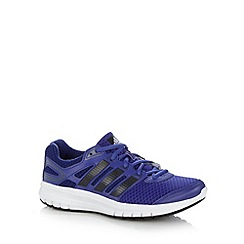 adidas - Purple 'Duramo 6' trainers