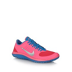 Nike - Pink 'Lite Run' trainers