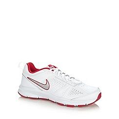 Nike - White 'Lite XI' trainers
