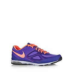 Nike - Purple 'Air Sculpt' mesh trainers
