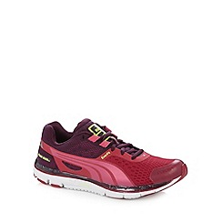 Puma - Pink 'Fass 500' trainers