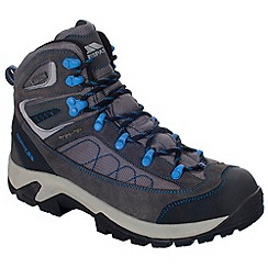 Trespass - Grey Gwendolyn Walking Boots