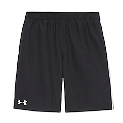 Under Armour - Black piped woven shorts