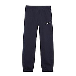 Nike - Boy's navy 'N45' cuffed jogging bottoms