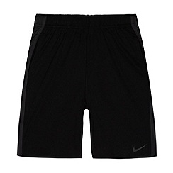 Nike - Boy's black fly shorts