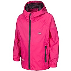 Trespass - Pink 'Qikpac' Jacket