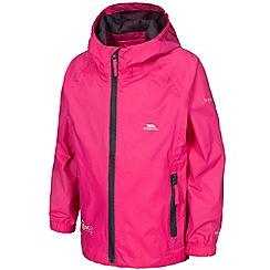 Trespass - Pink 'Qikpac' Jacket