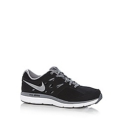 Nike - Black 'Dual Fusion Lite' running trainers