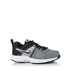 Nike - Boy's black 'Dart 10' running trainers