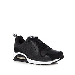 Nike - Black 'Air Max Trax' trainers