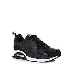 Nike - Black 'Air Max Trax' trainers