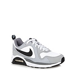 Nike - White 'Air Max Trax' trainers
