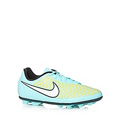 Nike - Girl's green 'Magista Ola Fg-r' trainers