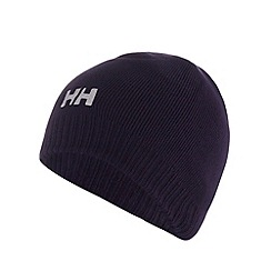 Helly Hansen - Purple knitted beanie hat
