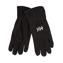 Helly Hansen - Black fleece gloves