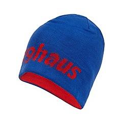 Berghaus - Blue knitted logo beanie
