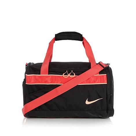 Nike - Black sports varsity bag