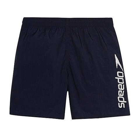 Speedo - Navy/White Challenge 15+ Watershorts