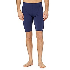 Zoggs - Navy fitted swim shorts