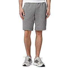 Puma - Grey sweat shorts