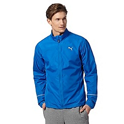 Puma - Blue lightweight sports jacket
