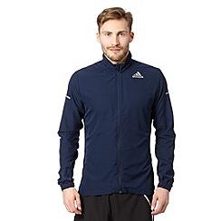 adidas - Navy run wind jacket
