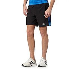 adidas - Black response 7inch shorts