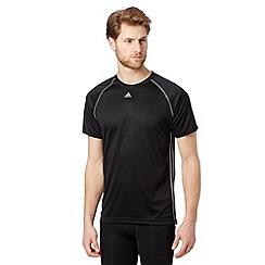 adidas - Black 'Climalite' t-shirt