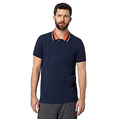 adidas - Blue sport polo shirt