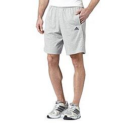adidas - Grey sport shorts