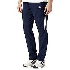 adidas - Navy 'Climacool' woven trousers