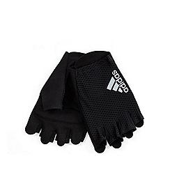 adidas - Black cycling gloves