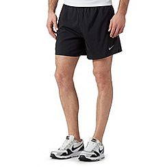 Nike - Black 'Dri-FIT' sports shorts
