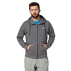Nike - Dark grey zip hoodie