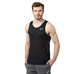 Nike - Black 'Dri-FIT' vest