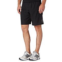 Reebok - Black 'Playdry' sports shorts