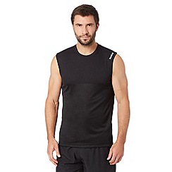 Reebok - Black 'Playdry' sports vest