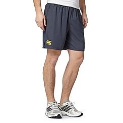 Canterbury - Navy woven fitness shorts